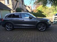 Audi Q5 - S-Line Quattro - S-Tronic -'High spec