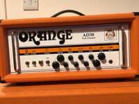 Orange AD30 Head And PPC412 Cabinet