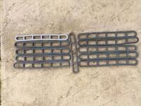 Awning ladder straps x 10