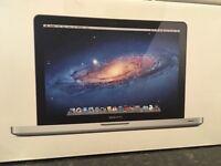 Apple MacBook Pro, very good condition.