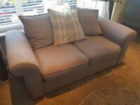 DFS 2 Seater sofas x 2