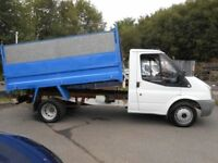 Ford Transit Tipper, 107k, April 2019 MOT, Very Good Condition