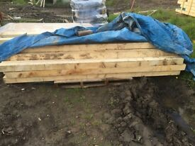 8 FT FENCE POSTS