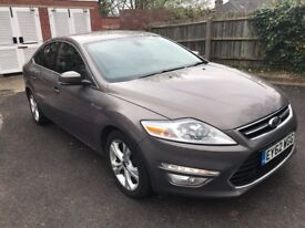 2012 (62) AUTOMATIC Ford Mondeo 2.0 TDCi **TITANIUM X Power-Shift - Full Service History