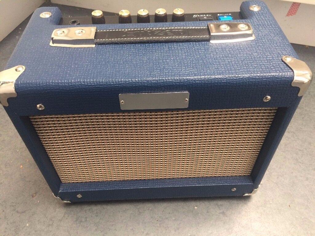 Guitar Amp Combo 5 Watt All Valve Tube Handmade Turret Board Se El84 5w Amplifier Schematic