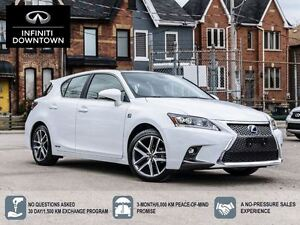 2017 Lexus CT 200h F-Sport Series 2 *One Owner & No Accidents*