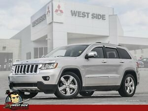 "2011 Jeep Grand Cherokee Overland 5.7L ""ONLY $110 WEEKLY"