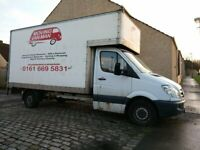 1966eb5b32 2008 MERCEDES SPRINTER LUTON VAN INCLUDING TAIL LIFT - FOR SPARES OF REPAIRS