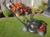 Mountfield Multicilp self propelled 50cm mulching lawn mower