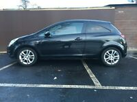 CHEAP 2010 VAUXHALL CORSA 1.2 SXI WITH GENUINE MILES