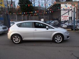 Seat Leon 1.6 TDI Ecomotive CR S Copa £0 ROAD TAX LADY OWNED 12/12