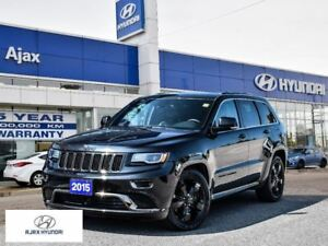 2015 Jeep Grand Cherokee *Overland|Diesel|Navi|Sunroof