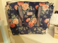 Brand new Cath Kidston weekend bag with tags