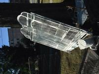 FREE - large parrot cage - needs attention