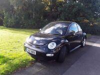 Volkswagen Beetle 2.0l 2005