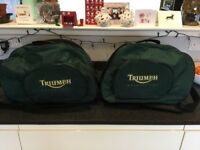 Triumph Trophy Pannier Inner Bags