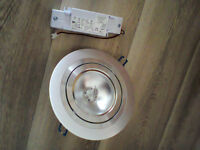 lighting LED light ceiling Collingwood DL111NW25 LED Replacement AR111 15 Wattage