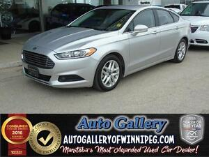2015 Ford Fusion SE *Only 19,067 kms!