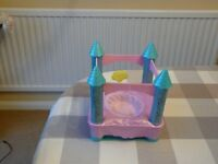 BARBIE Vintage Trampoline/Bouncer Fun. As new. Never used. £8