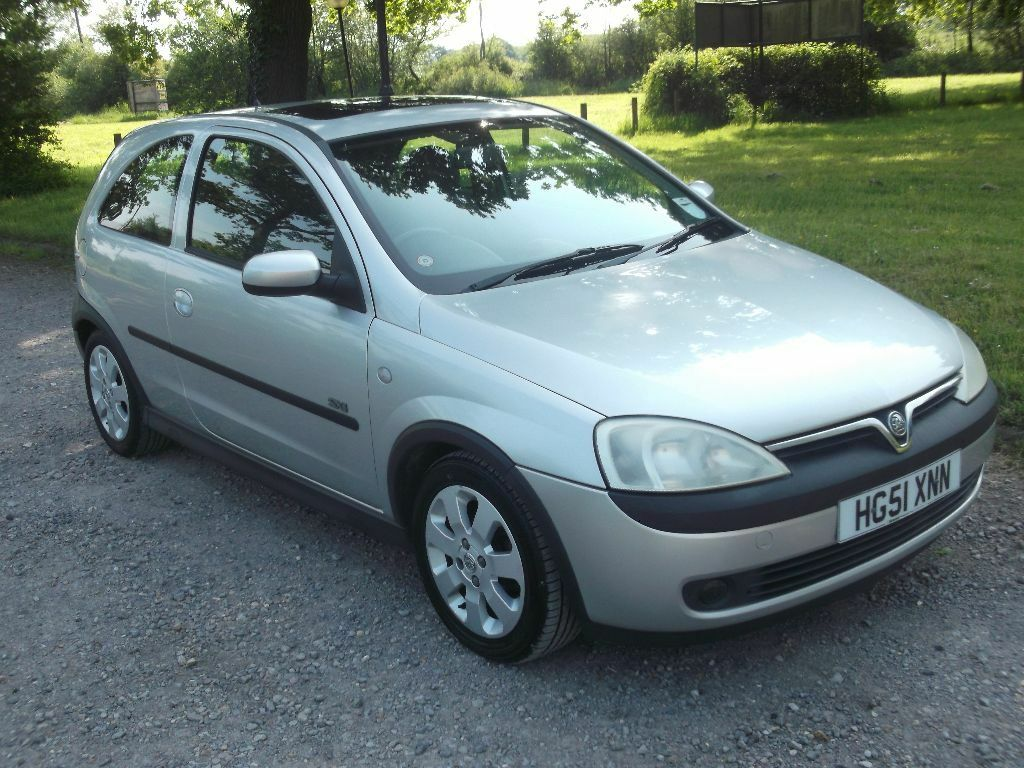 2001 vauxhall corsa sxi 16v 1 2 mot 22nd december 2016 only 495 in southampton hampshire. Black Bedroom Furniture Sets. Home Design Ideas