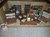 80/90's Sylvanian Families Village Store