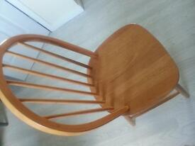 for sale two table and chair