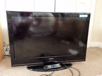 """FINLUX 32"""" PLASMA TV WITH STAND & HAND CONTROL"""