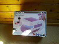 New Silver Crest complete nail studio for sale