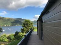 💥BREATHE-TAKING LUXURY LODGE FOR SALE WITH UNBEATABLE LOCH VIEWS💥
