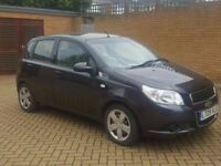 09 CHEVROLET AVEO 1.2 5 DOOR BARGAIN - PX WELCOME
