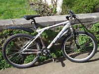 GT mountain bicycle - perfect working order, added anti-theft for seat & wheels