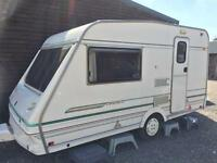 Abbey county Lincoln 2 berth 1998 with awning