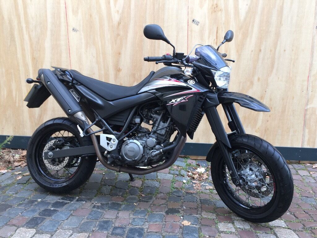 yamaha xt 660 x supermoto in hove east sussex gumtree. Black Bedroom Furniture Sets. Home Design Ideas