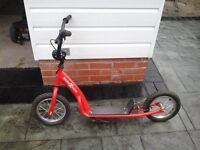 scooter with brakes