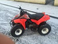 Suzuki lt80 quad bike