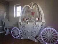 Candy Cart, Ferrero Roche Stand, Candy Ferris wheel £130