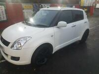 Suzuki Swift SZ4 1-3 Petrol 5 door top spec 67k miles