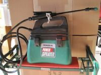 A RONSEAL POWER PAINT SPRAYER. 5 LITRE CAPACITY.