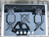 AEG 5 Ring Gas Burner Hob