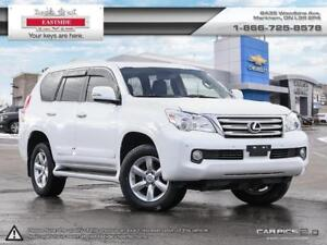2012 Lexus GX 460 FULL SIZE LUXURY, LOADED