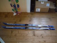 Child's cross country skis 140cm