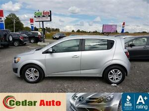 2012 Chevrolet Sonic LS - FREE WINTER TIRE PACKAGE - With the Pu London Ontario image 1