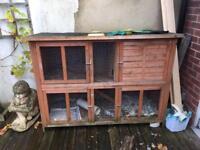 Free rabbit ferret cage