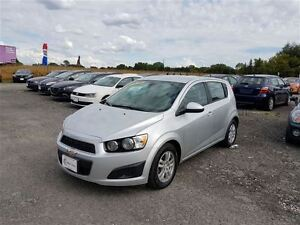 2012 Chevrolet Sonic LS - FREE WINTER TIRE PACKAGE - With the Pu London Ontario image 2