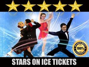 Discounted Stars On Ice Tickets | Last Minute Delivery Guaranteed!