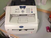 Brother fax machine 2820