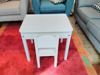 IKEA child's desk and chair