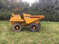 Benford TT2000 swivel dumper 2/3 ton