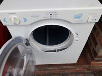Small 3kg White Knight dryer