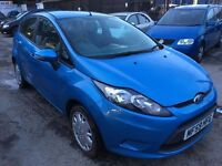 Ford Fiesta 1.25 Style + 5dr£2,875 p/x welcome FREE WARRANTY, NEW MOT